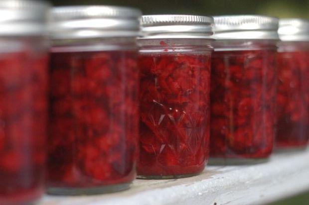 Sour Cherry Preserves Recipe {Clean.}