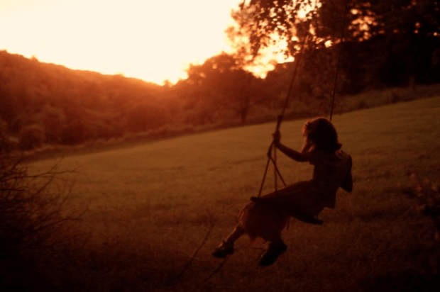 Sunset, summer, and childhood. On being here, now.   Clean. www.lusaorganics.typepad.com