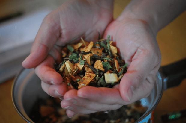 LuSa Organics - Women's Herbal Retreat
