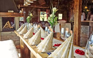 Ihre Feier und Ihr Event in der RachKuchl am Vomperberg in Vomp passt sich ganz ihren Wünschen an.