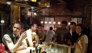 Essen Trinken Feiern in der RachKuchl am Vomperberg Geburtstagsfeier Hochzeit Taufe Firmenfeier Event Eventlocation
