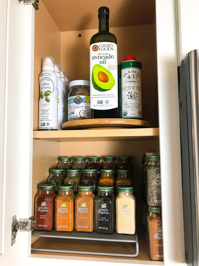 Home Reveal Part One: Pantry + Kitchen Organization