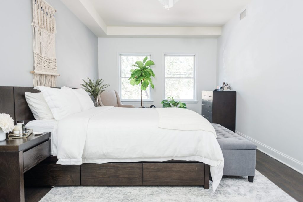 Home Reveal Part Two: Our Bedroom with Boll and Branch
