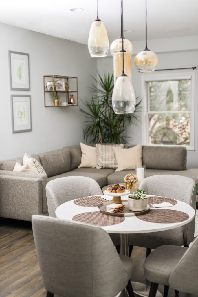 Home Reveal Part Five: Our Living + Dining Space