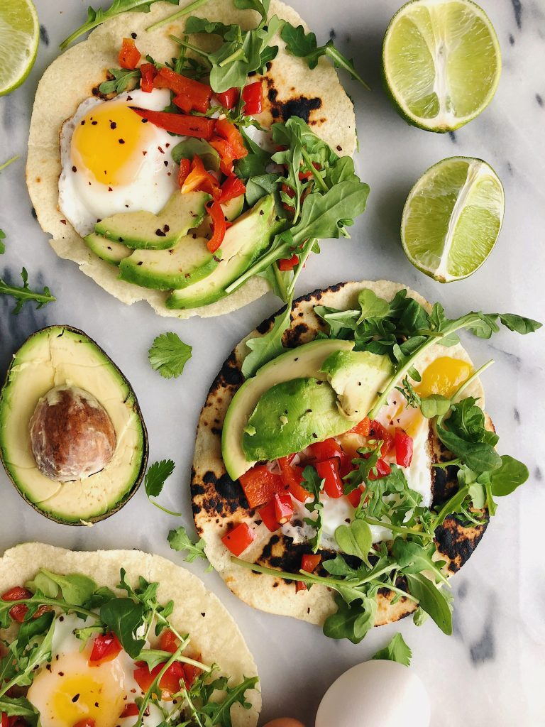 How to Make the Best Breakfast Tacos for really anytime of the day!