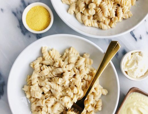 Gluten-free Cauliflower Mac & Cheese
