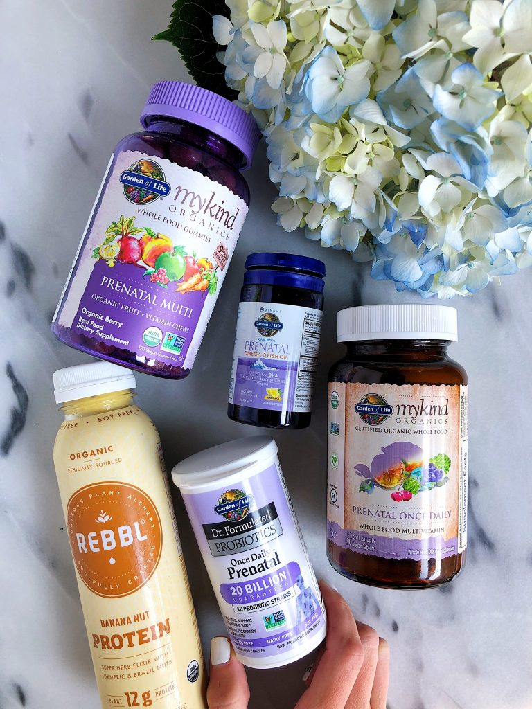 My First Trimester + Early Pregnancy Symptoms + Supplements