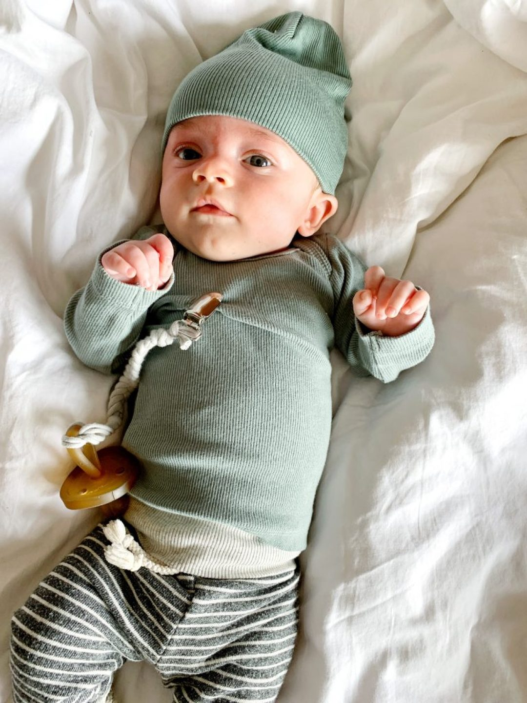 Packing for Ezra: What to Travel with for Your 3 Month Old