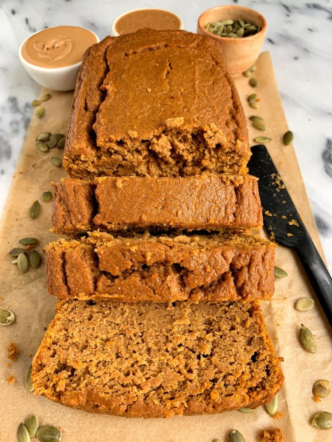 THE BEST GLUTEN FREE PUMPKIN BREAD EVER