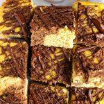 8-ingredient Paleo Marble Pound Cake (nut-free)