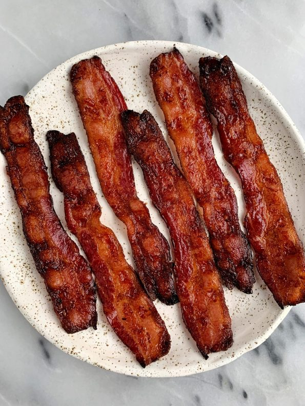 The Best Oven-Baked BACON!
