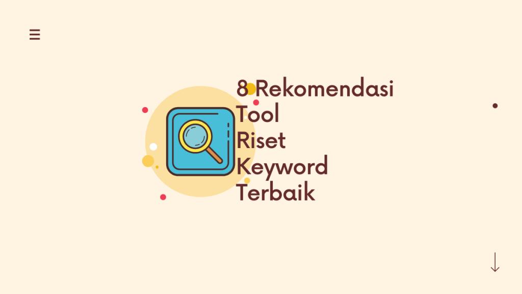 Tool Riset Keyword