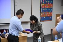 Felicitated at SP Jain Institute of Management