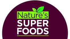 NATURE'S SUPER FOODLOGO