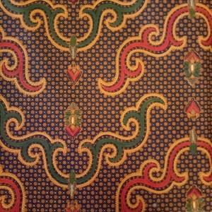 Batik cap colet motif Truntum Srikuncoro