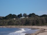 The Pilot Station from Shelly Beach