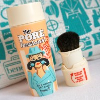 Benefit The POREfessional: Agent Zero Shine finishing powder review – your secret weapon against sticky summers