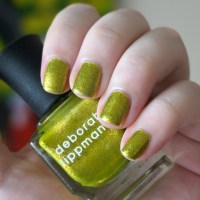 Deborah Lippman – Weird Science nail polish review