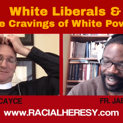 White Liberals Nigger-Gate