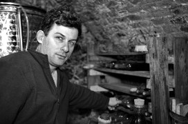 Karol Švec je vinohradník a vinár od roku 2009. Foto: Marcel Rebro