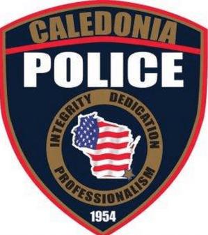Caledonia Police logo