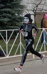 Racine - Skeleton Skamper