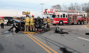 SUVSemiAccident