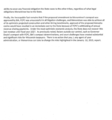 Mike Heubsch Casino Rejection Pg. 2