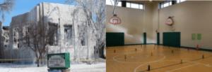 Mitchell School Gym