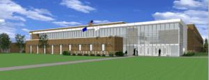 Gifford School rendering