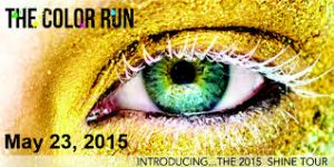 The Color Run Racine 2015