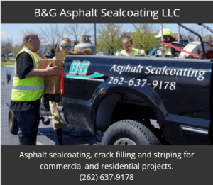 Real estate content sponsored by B&G Asphalt.