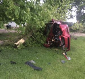Sturtevant Accident 2 May 26, 2015