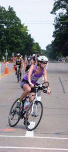 IM 70.3 - cyclist