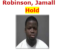 Jamall Robinson
