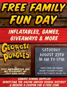 family fun day flyer 2015