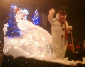 Holiday parade - 1