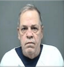Alan Lawrence was charged with his 8th OWI.