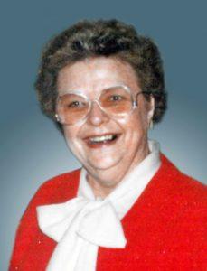 Joyce Evans Freer
