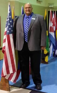 Henry Perez, director of the Hospitality Center