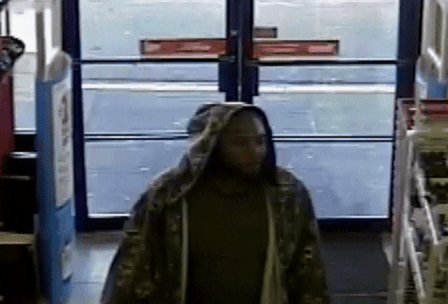 Do you know this man? He is suspected of robbing three locations - one of which was at gunpoint - Friday and getting away with undisclosed amounts of cash.