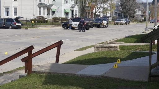 Man shot near Jefferson Lighthouse.
