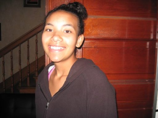 Tataynia Ellis has been missing since Sunday.