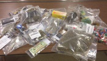 Metro Drug Unit Seizes Thousands Of Dollars Of Drugs