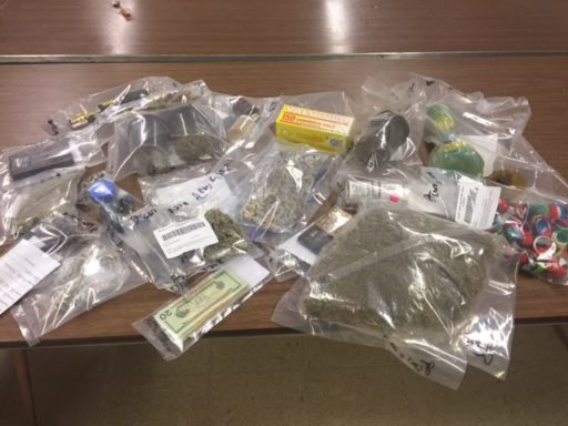 Metro Drug Unit Seizes Thousands Of Dollars Of Drugs
