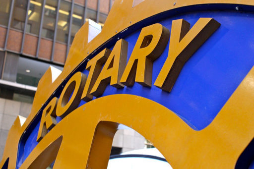 Rotary Club to give $100,000 for festival park stage