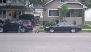 Drug Raid Results In Gang Members Arrests
