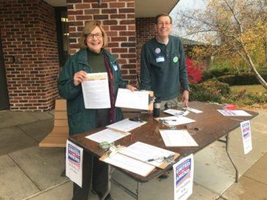 Racine County Election Day 2016