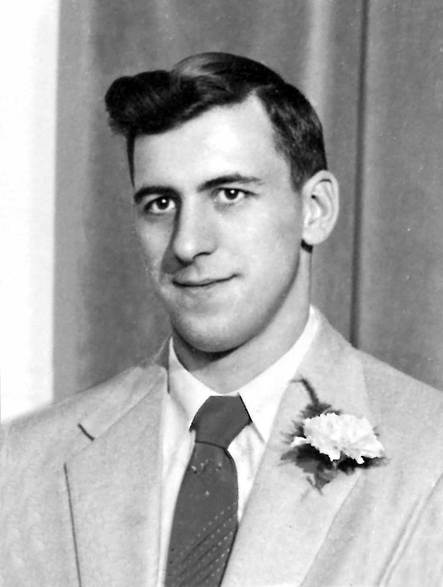 Obituary: Bernard Rabitoy Enjoyed Woodworking