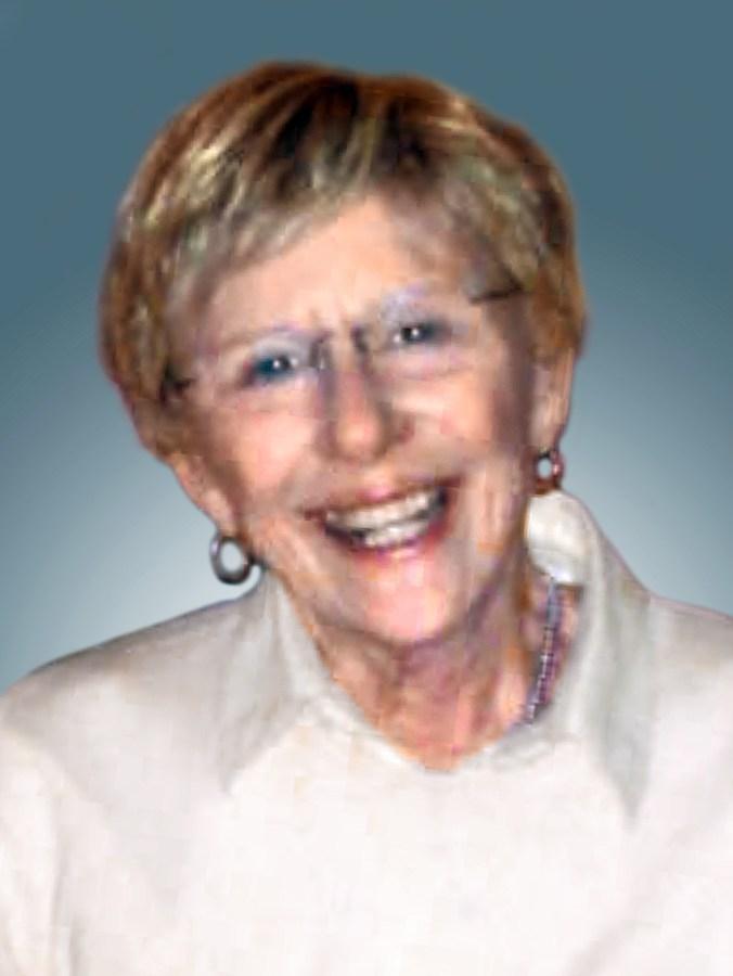 Obituary: Mary Graf Had A Flair For Interior Decorating